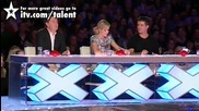 The Chippendoubles - Britain s Got Talent 2010 - Auditions Week 4