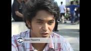 Стотици скейтбордисти излязоха на парад по улиците на Манила