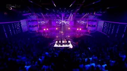 Lady Gaga - Marry The Night On X Factor 2011 /hd/