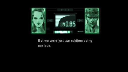 Metal Gear Solid part 10