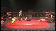 Sami Callihan vs Jigsaw vs Frightmare vs Ar Fox