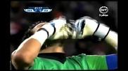 Essam El Hadary - Екзекутура на Италия!!!