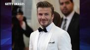 David Beckham Won't Let His Son Date Alone