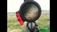 Поглед през оптиката на снайпер