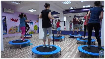 Fit Jumping в Камато | Скачане на батут - В Пловдив