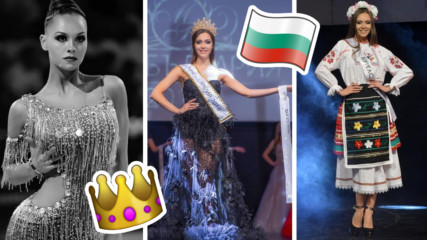 Коя е Теодора Мудева, новата ''Мис България''? Виж пътя й до короната