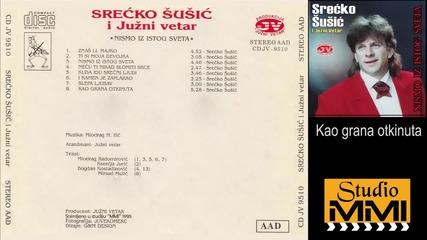 Srecko Susic i Juzni Vetar - Kao grana otkinuta (Audio 1995)