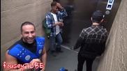 Шега ! Mortal Kombat в асансьор
