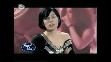 Music Idol 3 Пловдив - Хигиениската Албена нахрани журито
