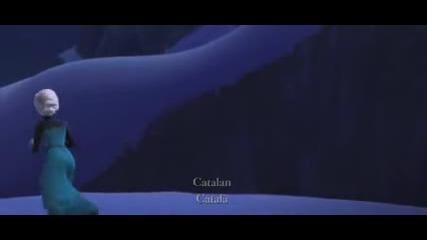 Disney's Frozen - 'let It Go' Multi-language