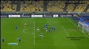 Днипро 1:0 Сент Етиен ( 11.12.2014 ) ( лига европа )