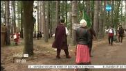 Фестивалът на народната носия започна в Жеравна