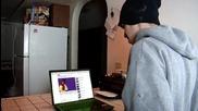Justin Bieber & Sean Kingston - Eenie Meenie Parody [hd]