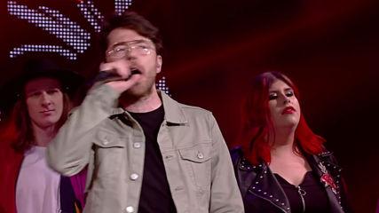 * Гласът на Франция * Кристоф Мае - Il est ou le bonher / Christophe Ma en prestation la Finale /