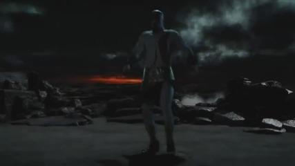 God of war 4 official Kratos Parody