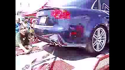 Audi Rs4 Dyno (4th Gear)