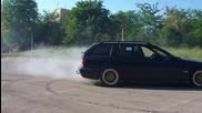 Bmw drift show