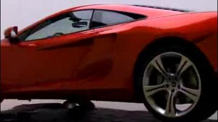 Най - Mclaren , Който Ще Влезе В Производство 2012год. Hq