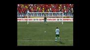 fifa 12- penalties Portugal vs Spain (високо качество)