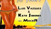 Luis Vazquez y Kato Jimenez Feat. Mecer - Mi Velero ( Official Audio )