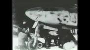 Luftwaffe Me - 262 Рядък Видео Материал!