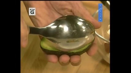 Сос с авокадо