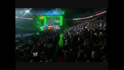 6 Days Before Wrestlemania 25
