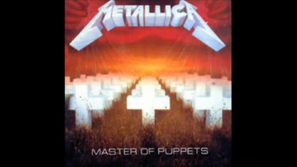 Metallica - Battery (master Of Puppets)