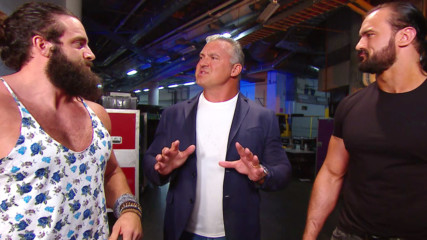 Shane McMahon adds a few stipulations to Roman Reigns vs. Kevin Owens: SmackDown LIVE, July 23, 2019