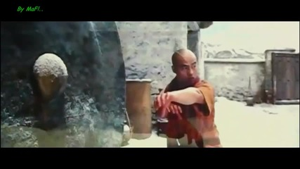 Тренировките на един монах (смях)