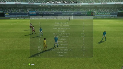 Pes 2013 Мач 2
