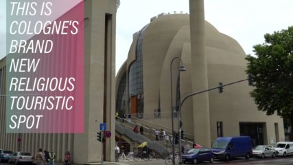 Germany's Mosque: The biggest and the newest in Europe