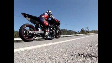 Yamaha R1 Turbo