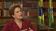 """Brazil: """"I'm living proof of this lawlessness and injustice"""" - Rousseff in RT exclusive"""