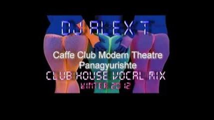 Размазващите Некомерсиални Хитове - Зима 2012 ( Dj Alex T - Club House Vocal Mix (2012)