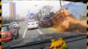 Ужасяващ инцидент, заснет на камера (ШОК)