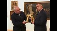 Бойко Борисов получи отличието Политик на годината