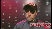 Интервюто на Бербатов след 5 му гола срещу Блекбърн