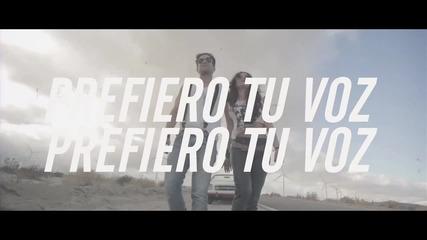 Antes Que Ver El Sol (lyric Video Oficial) - Dulce Maria