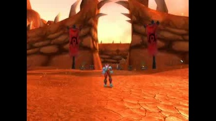 World Of Warcraft Jumpstyle