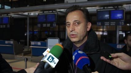 Венци Живков: Разделяме се с основни футболисти, но ще дойдат добри заместници