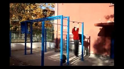 Street Fitness Sabirane Novi Lostove Epic