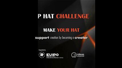 Предизвикателство Ip Hat Challenge котка