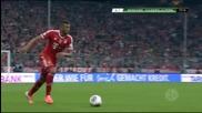 Байерн безпроблемно на финал за Купата след 5:1 срещу Кайзерслаутерн