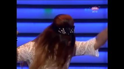Ana Nikolic - Gostovanje - Vip Room - (Tv Pink 2013)