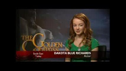 Dakota Blue Richards - The Golden Compass
