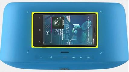 Високоговорител Jbl за Nokia с безжично зареждане
