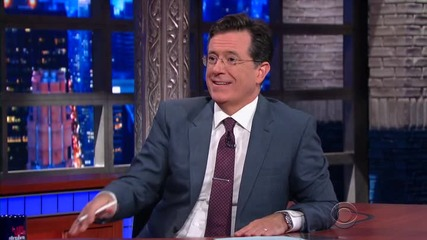 The Late Show with Stephen Colbert - Епизод 13 - 24 Септември '15