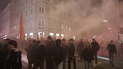 Germany: Thousands attend anti-fascist protest on Halloween