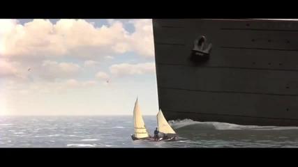 Титаник на супер 3d